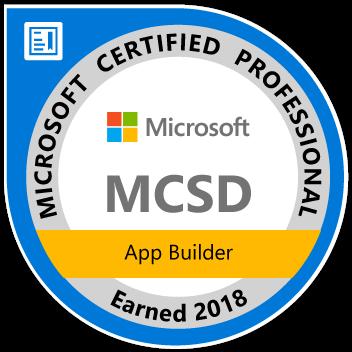 mcsd-app-builder-certified-2018